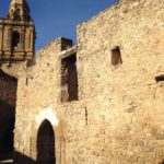 El Castillo de Mirambel, rehabilitado en un novedoso plan piloto.