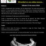 Aragón pinta negro Teruel, Alcañiz, Calamocha, Mirambel y Valderrobres son sedes del FAN 2018, que arranca este miércoles.