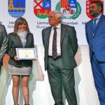 Mirambel recibe en Fitur su acreditación como Pueblo más Bonito de España.